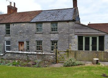 Thumbnail 4 bed cottage to rent in Compton Street, Compton Dundon, Somerton