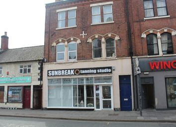 Thumbnail 1 bed flat to rent in New Street, Burton-On-Trent