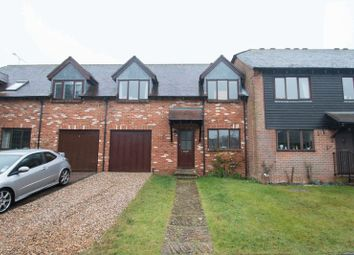 Thumbnail 3 bed terraced house for sale in Selham Close, Chichester