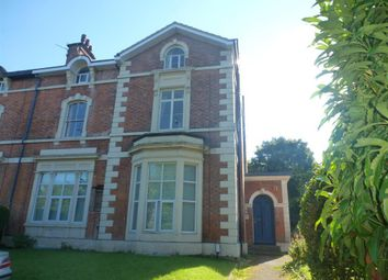 Thumbnail 1 bed flat to rent in Devonshire Road, Prenton