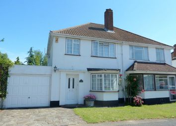 Thumbnail 3 bed semi-detached house for sale in Greenside, Swanley