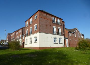 Thumbnail 2 bed flat for sale in Manderston Close, Dudley