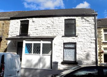 Thumbnail 3 bed cottage for sale in Bridge Street, Abertillery