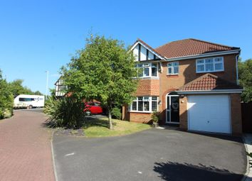 Thumbnail 4 bed detached house for sale in Chardonnay Crescent, Cleveleys