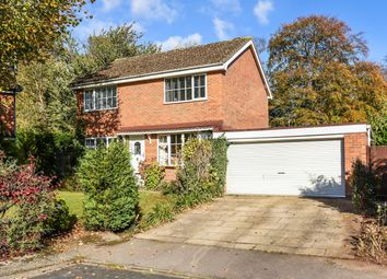 Thumbnail 4 bed detached house for sale in Orchard Close, Sharow, Ripon