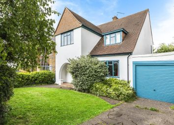 Thumbnail 3 bed detached house for sale in Walton Park, Walton-On-Thames
