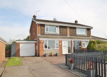 Thumbnail 3 bed semi-detached house for sale in Windsor Drive, Primrose Hill, Lydney