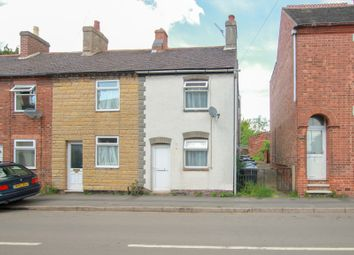 Thumbnail 2 bed end terrace house for sale in Bosworth Road, Measham, Swadlincote