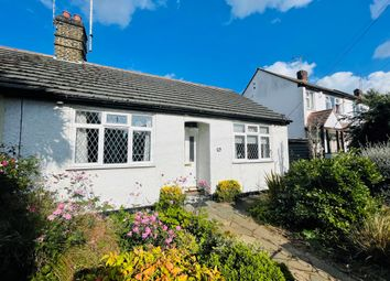 Thumbnail 2 bed semi-detached bungalow for sale in King Georges Road, Pilgrims Hatch, Brentwood