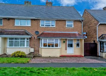 Thumbnail 3 bed semi-detached house for sale in Lancaster Place, Bloxwich, Walsall
