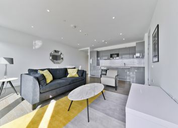 Thumbnail 1 bed flat to rent in Brandon Street, London