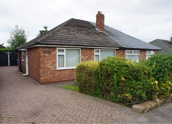 Thumbnail 2 bedroom bungalow for sale in Beacon Road, Romiley