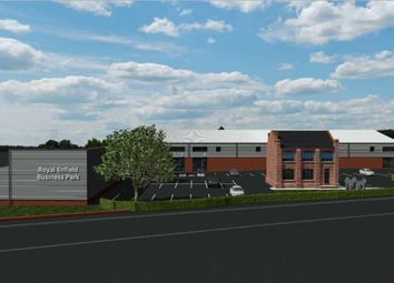 Thumbnail Commercial property to let in Royal Enfield Business Park, Redditch, Worcs