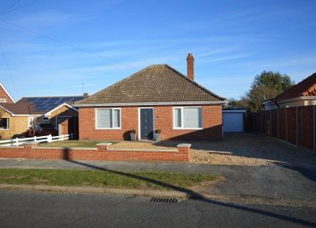 Thumbnail 3 bed detached bungalow for sale in Delane Road, Drayton, Norwich