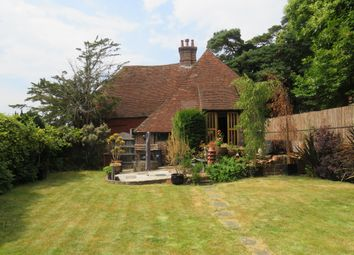 Thumbnail 4 bed property to rent in Church Lane, Hellingly, Hailsham