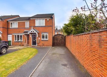 Thumbnail 2 bed semi-detached house for sale in St. Aubin Drive, Telford