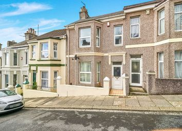 Thumbnail 3 bedroom terraced house for sale in Durham Avenue, Plymouth