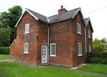 Thumbnail 3 bed semi-detached house to rent in School Lane, Redbourne, Lincolnshire