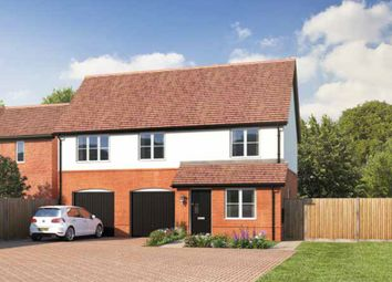 Thumbnail 2 bedroom flat for sale in Station Road, Ibstock