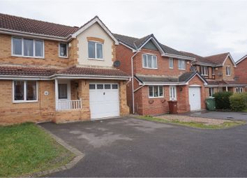 Thumbnail 4 bed detached house for sale in Queensbury Court, Normanton