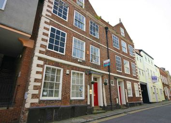 Thumbnail 3 bed flat to rent in Castle Street, Chester