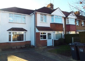 Thumbnail 1 bedroom property to rent in Clarendon Road, Broadwater, Worthing
