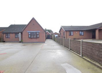 Thumbnail 4 bed bungalow for sale in Woods Meadow, Hibaldstow, Brigg