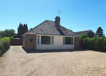 Thumbnail 2 bed detached bungalow for sale in Church Green Road, Fishtoft, Boston