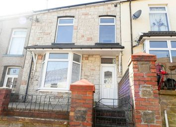 Thumbnail 3 bed terraced house for sale in Oak Street, Tonypandy