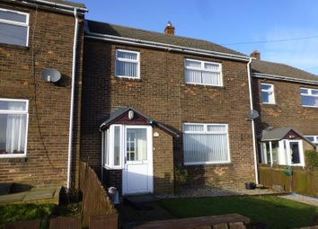 Thumbnail 3 bed terraced house to rent in Honeyhill Cottages, Waskerley, Consett, Co Durham