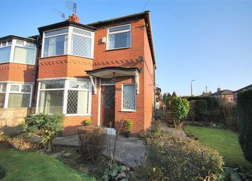 Thumbnail 3 bed semi-detached house for sale in Highfield Drive, Pendlebury, Swinton, Manchester