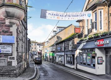 Thumbnail 1 bed flat for sale in Tregenna Place, St Ives, Cornwall