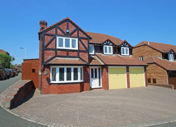 Thumbnail 5 bed detached house for sale in Standarhay Close, Elburton, Plymouth, Devon