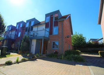 Thumbnail 4 bed town house for sale in Pillar Box Gardens, Basingstoke
