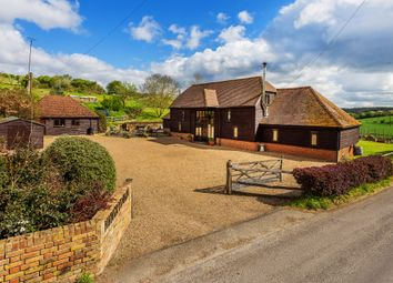 4 bed barn conversion for sale in Shacklands Road, Shoreham, Sevenoaks TN14
