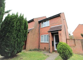 Thumbnail 2 bed end terrace house to rent in The Hurdles, Fareham