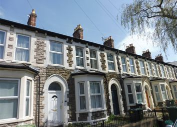 Thumbnail 4 bed terraced house to rent in Rawden Place, Cardiff