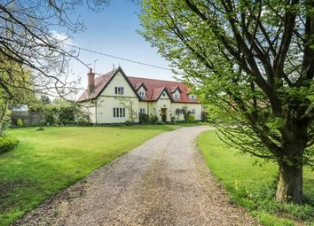 Thumbnail 5 bed detached house for sale in Larling, Norwich
