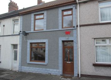 Thumbnail 3 bed terraced house for sale in Luther Street, Merthyr Tydfil