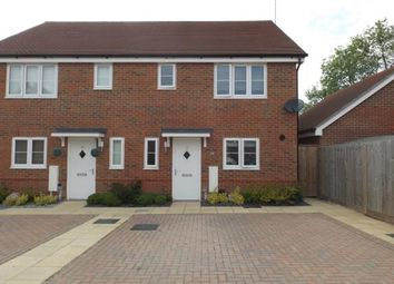 Thumbnail 3 bed end terrace house for sale in Carter Drive, Broadbridge Heath, Horsham, West Sussex