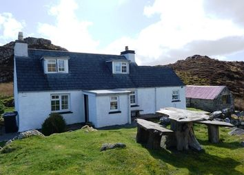 Thumbnail 2 bed detached house for sale in Calbost, Isle Of Lewis