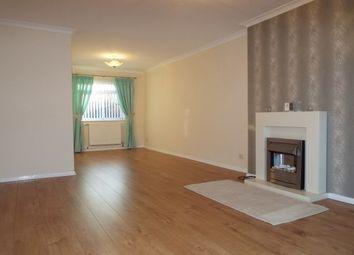 Thumbnail 3 bedroom semi-detached house to rent in Carroglen Grove, Glasgow