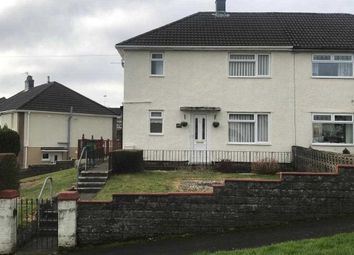 Thumbnail 3 bed semi-detached house for sale in Tan Y Bryn, Beddau, Pontypridd