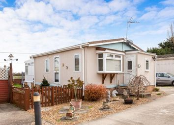 Thumbnail 1 bed mobile/park home for sale in St. Michaels Lane, Longstanton, Cambridge