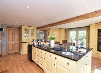 Soles Hill, Chilham, Canterbury, Kent CT4. 5 bed detached house for sale