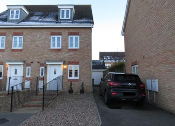 Thumbnail 4 bedroom property to rent in Corfe Close, Corby