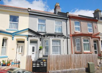 3 bed terraced house to rent in Alcester Street, Stoke, Plymouth PL2