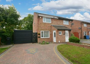 Thumbnail 2 bed semi-detached house for sale in Longfield Avenue, Heald Green, Cheadle