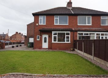 Thumbnail 3 bed semi-detached house for sale in Lingard Street, Reddish