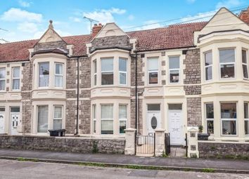 Thumbnail 4 bed terraced house for sale in Weston Super Mare, Somerset, .